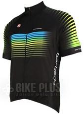 Camisa Ciclismo Barbedo 528 Preta