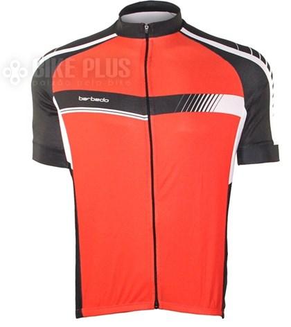 Camisa Ciclismo Barbedo Draft Vermelha