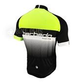 Camisa Ciclismo Barbedo Racing Preta e Verde