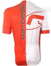 Camisa Ciclismo Barbedo Red Team Vermelha
