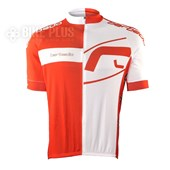 Camisa Ciclismo Barbedo Red Team Vermelha