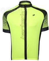 Camisa Ciclismo Barbedo Stradda Amarelo Neon