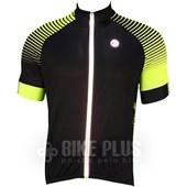 Camisa Ciclismo Barbedo Vesta Preta e Verde
