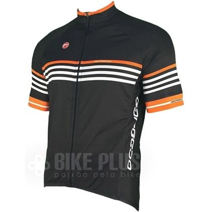 Camisa Ciclismo Barbedo Vuelta Grafite