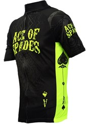 Camisa Ciclismo ERT Ace of Spades