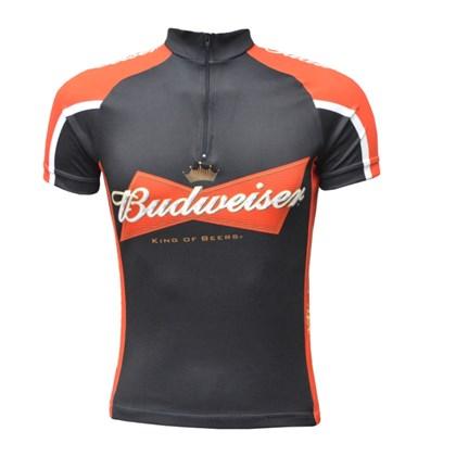 Camisa Ciclismo ERT Budweiser