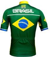 Camisa Ciclismo ERT Elite Equipe Brasil 2016