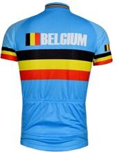 Camisa Ciclismo ERT Equipe Bélgica