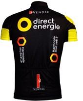 Camisa Ciclismo ERT Equipe Direct Energie