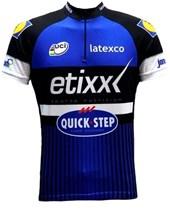 Camisa Ciclismo ERT Equipe Etixx 2016