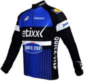Camisa Ciclismo Ert Equipe Etixx Manga Longa
