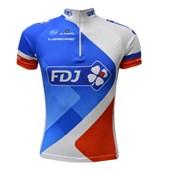 Camisa Ciclismo ERT Equipe FDJ