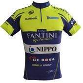 Camisa Ciclismo ERT Equipe Nippo Vini Fantini