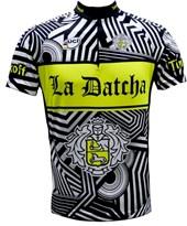 Camisa Ciclismo ERT Equipe Saxo La Datcha