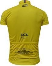 Camisa Ciclismo ERT LCL Le Tour de France Amarela