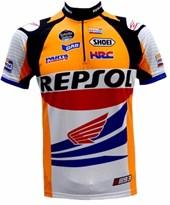 Camisa Ciclismo ERT Repsol