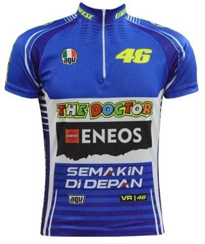 Camisa Ciclismo ERT Valentino Rossi