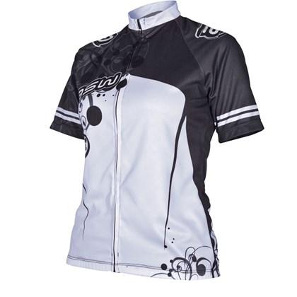 Camisa Ciclismo Feminina Asw Active Branca