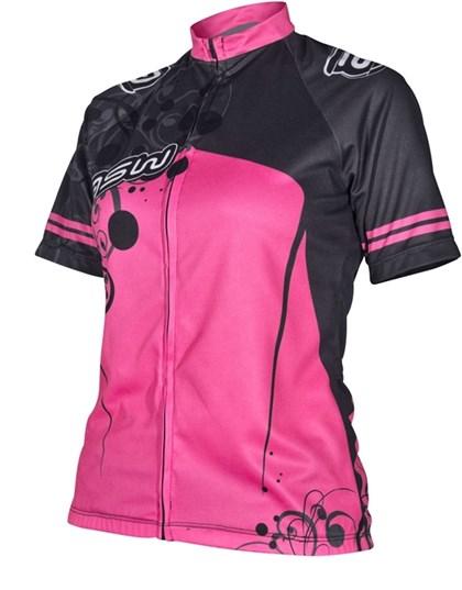Camisa Ciclismo Feminina ASW Active Rosa