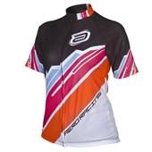 Camisa Ciclismo Feminina Asw Fun Kom Pink