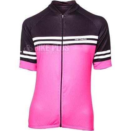 Camisa Ciclismo Feminina Barbedo Ariadne Pink