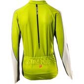 Camisa Ciclismo Feminina Barbedo Manga Longa Verde