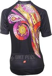 Camisa Ciclismo Feminina Barbedo Mohave Black