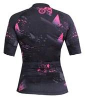 Camisa Ciclismo Feminina Ciclopp Impact Rosa