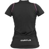 Camisa Ciclismo Feminina Curtlo Sprinter Preta