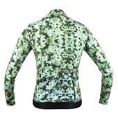 Camisa Ciclismo Feminina Manga Longa Marcio May Funny Green Tint