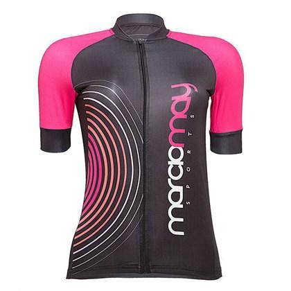 Camisa Ciclismo Feminina Marcio May Arcos