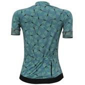 Camisa Ciclismo Feminina Marcio May Funny Premium Dragonfly