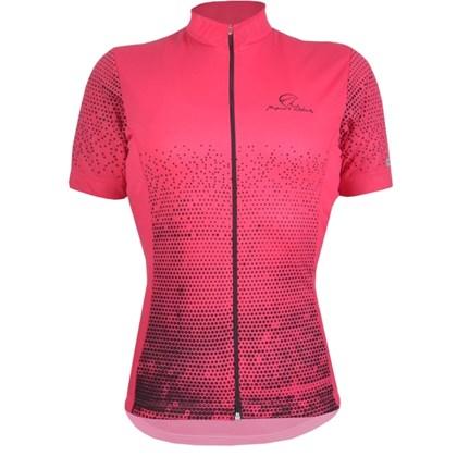 Camisa Ciclismo Feminina Mauro Ribeiro Agile Rosa