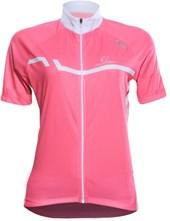 Camisa Ciclismo Feminina Mauro Ribeiro Light Rosa