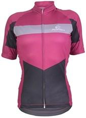 Camisa Ciclismo Feminina Mauro Ribeiro Marsala Roxa