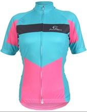 Camisa Ciclismo Feminina Mauro Ribeiro Marsala Verde