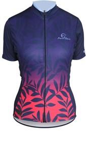 Camisa Ciclismo Feminina Mauro Ribeiro Nature Rosa