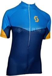 Camisa Ciclismo Feminina Scott Endurance 10 2016 Azul