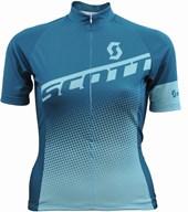 Camisa Ciclismo Feminina Scott Endurance 40 2017 Verde