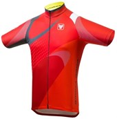Camisa Ciclismo Free Force Move Vermelha