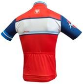 Camisa Ciclismo Free Force Old School Vermelha