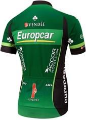 Camisa Ciclismo Louis Garneau Equipe PRO Replica Europcar Verde