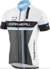 Camisa Ciclismo Louis Garneau Equipe Series Cinza Azul