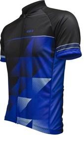 Camisa Ciclismo Louis Garneau Limited 2017 Azul