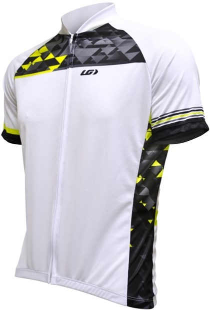 Camisa Ciclismo Louis Garneau Limited 2017 Branca