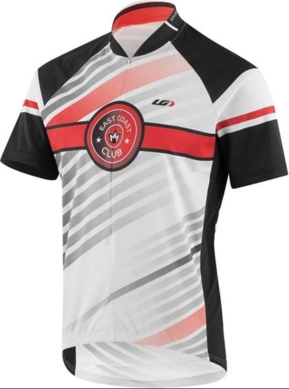 Camisa Ciclismo Louis Garneau Limited Vermelha