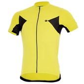 Camisa Ciclismo Marcio May Comfort Amarela