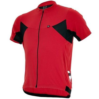 Camisa Ciclismo Marcio May Comfort Vermelha