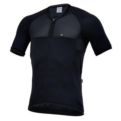 Camisa Ciclismo Marcio May Elite All Black
