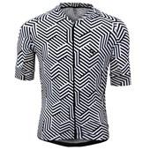 Camisa Ciclismo Marcio May Funny Premium Street Preta e Branca